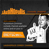 Laughopolis TV