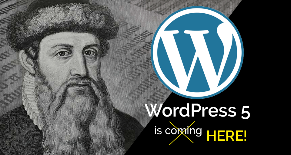 WordPress 5 – Gutenberg and the Classic Editor